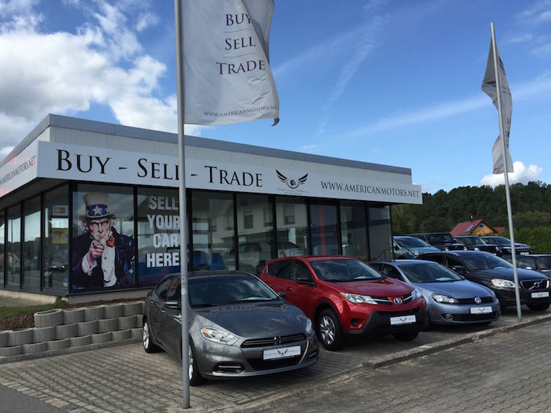 Grafenwoehr Ii Location American Motors Pre Owned Military Car Sales Ansbach Grafenwoehr Germany