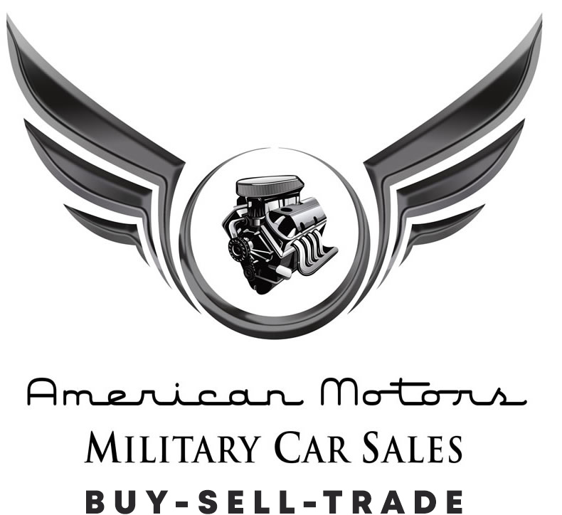 American Motors - Buy - Sell - Trade
