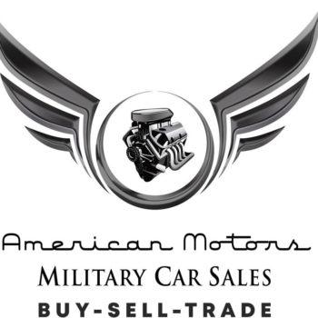 American Motors - Buy - Sell - Trade