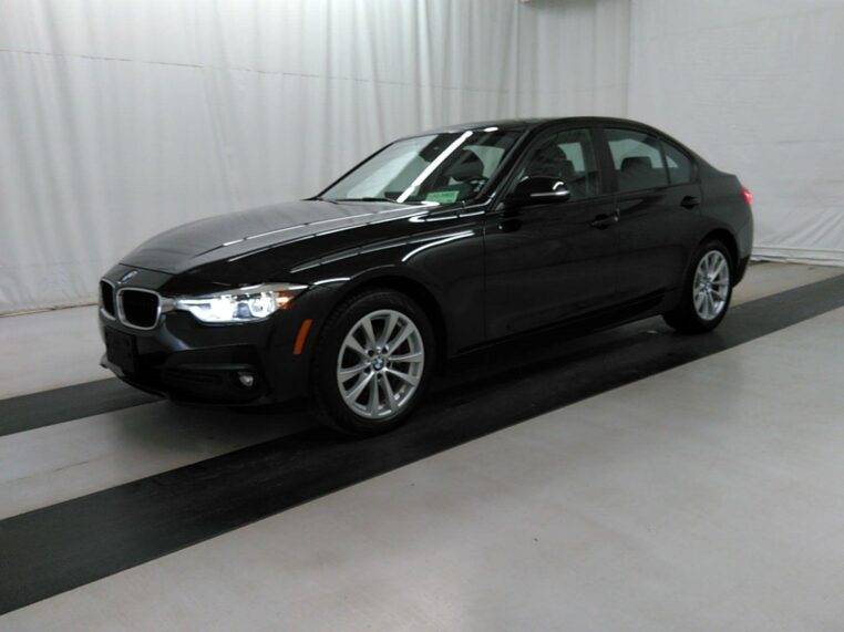 2018 Bmw 320i Xdrive From American Motors Pre Owned Military Tax Free Car Sales Germany